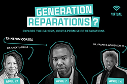 READ ABOUT Generation Reparations in the april ISsue of @State click button for more info