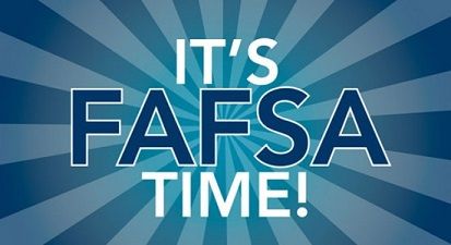 File your 2019-20 FAFSA!