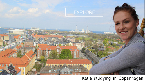 Photo: Explore: Katie studying in Copenhagen