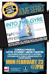 poster for the movie Into the Gyre
