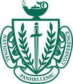 College Panhellenic Association (CPA) crest