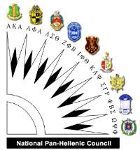National Pan-Hellenic Council (NPHC) logo