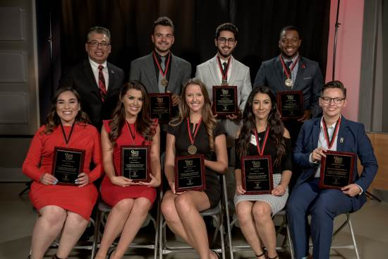 photo: 2018 Quest for the Best recipients