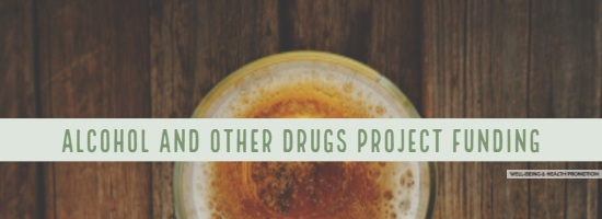 Alcohol andother drugs project funding - photo of cup of coffee