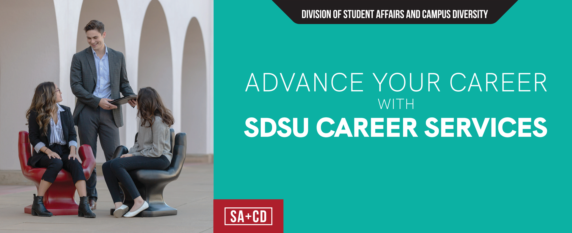 Handshake - advance your career with SSU career services