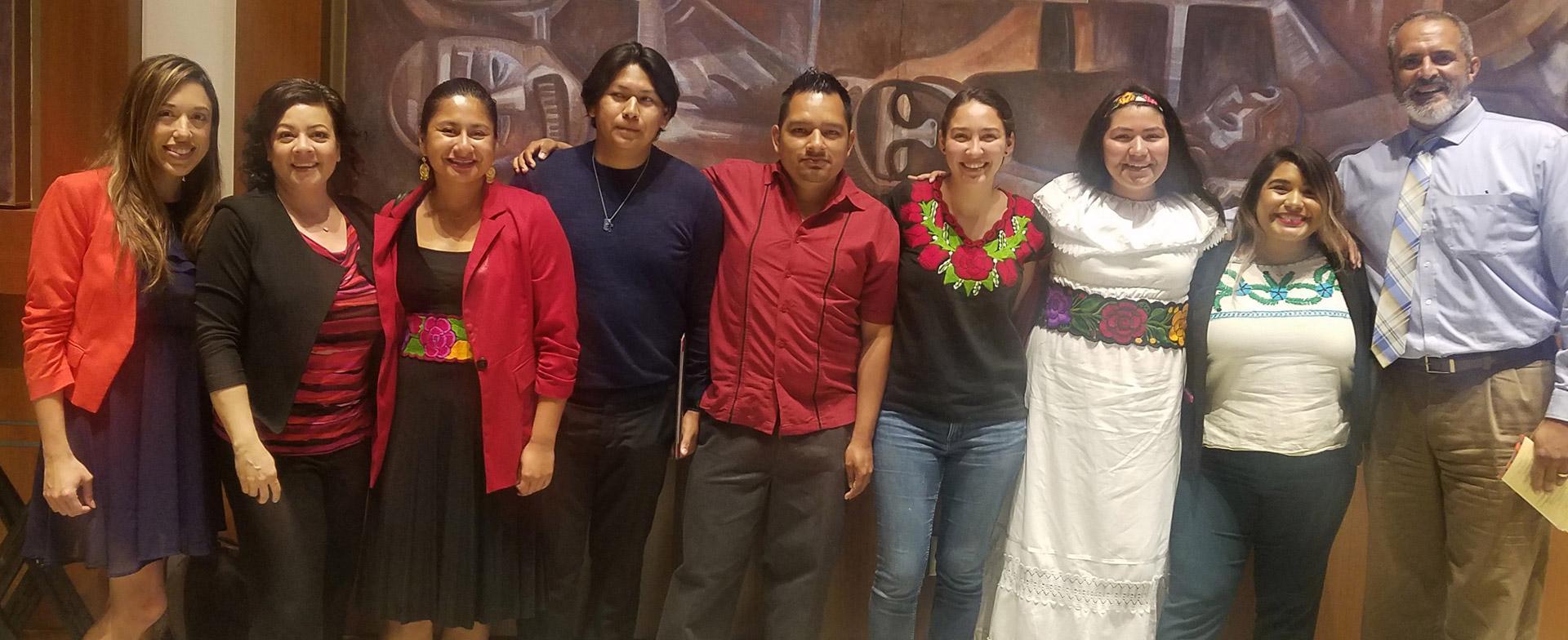 2019 SDSU Cesar Chavez Scholarship Recipients