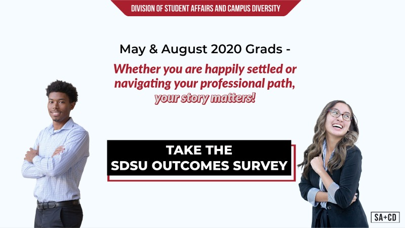 SDSU Outcomes Survey main image