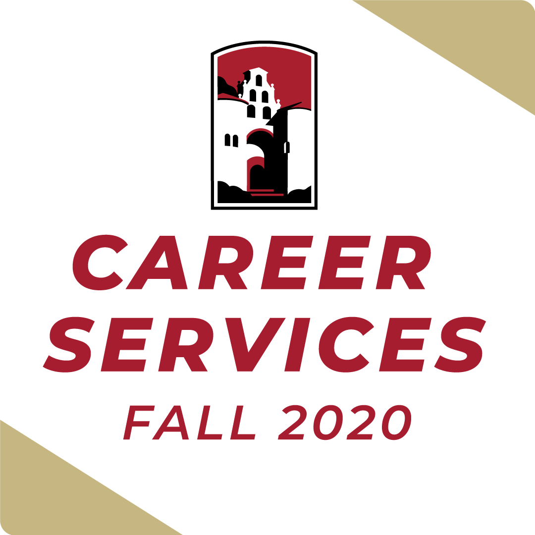 Career Services Fall 2020