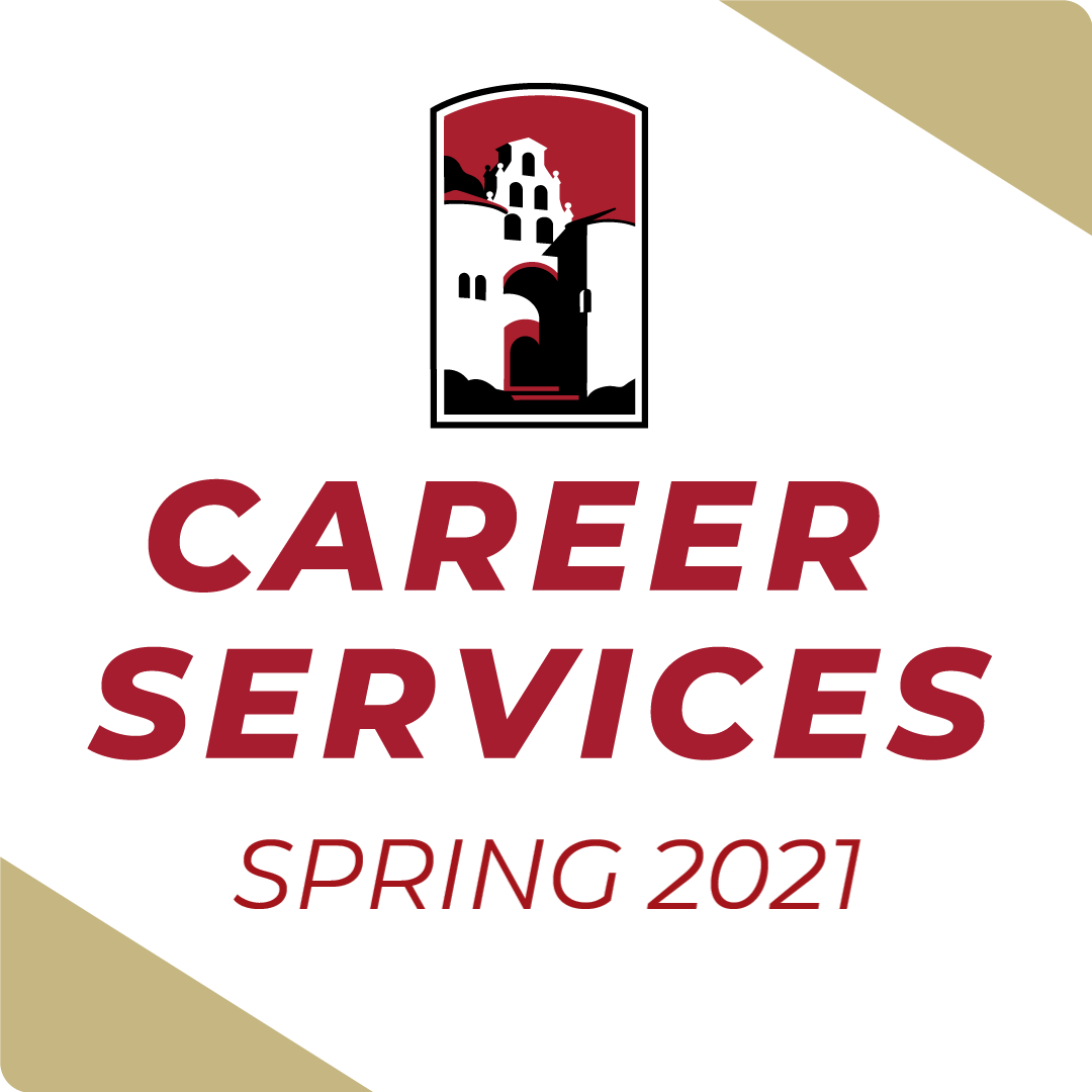 Career Services Spring 2021