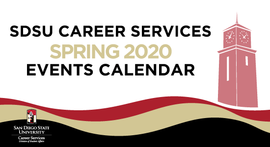 Spring 2020 Events