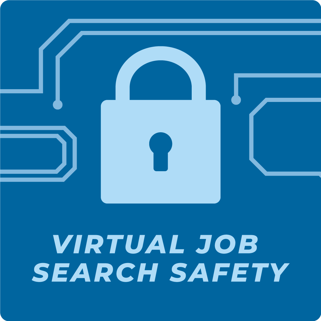 Virtual Job Search Safety