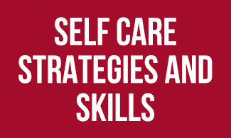 self care strategies and skills