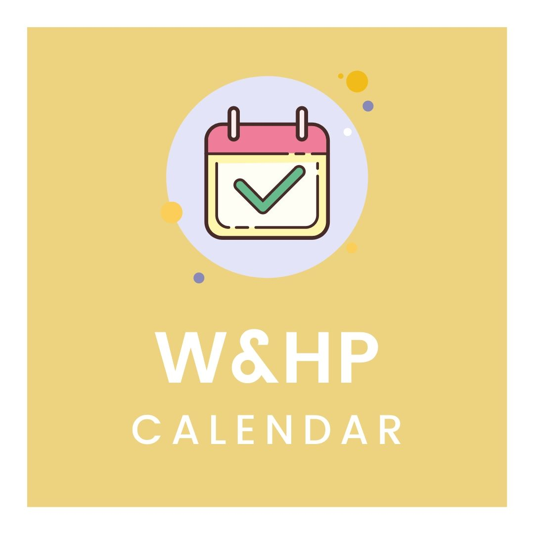 Well-being & Health Promotion Calendar of Events